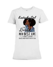 Kentucky Girl Premium Fit Ladies Tee thumbnail