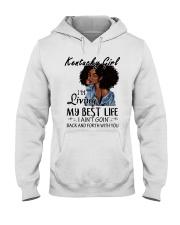 Kentucky Girl Hooded Sweatshirt thumbnail