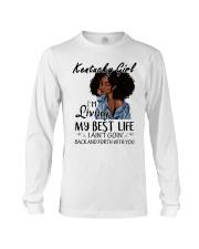 Kentucky Girl Long Sleeve Tee thumbnail