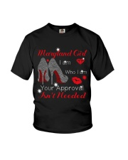 Maryland Girl Youth T-Shirt thumbnail