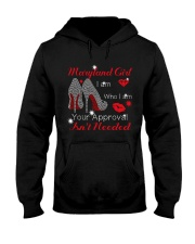 Maryland Girl Hooded Sweatshirt thumbnail