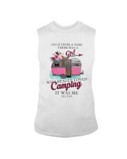 Camping Sleeveless Tee thumbnail