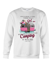 Camping Crewneck Sweatshirt thumbnail