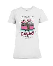 Camping Premium Fit Ladies Tee thumbnail
