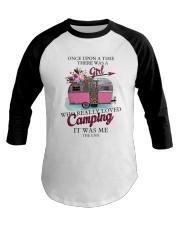 Camping Baseball Tee thumbnail