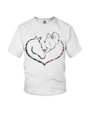 Horses and Elephants Youth T-Shirt thumbnail