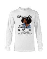 February Queen Long Sleeve Tee thumbnail