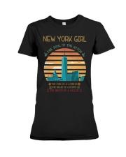 New York Girl Premium Fit Ladies Tee thumbnail