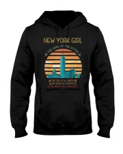 New York Girl Hooded Sweatshirt thumbnail