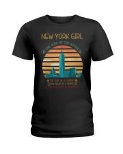 New York Girl Ladies T-Shirt thumbnail