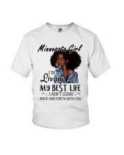 Minnesota Girl Youth T-Shirt thumbnail