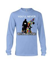 Never walk alone Long Sleeve Tee thumbnail