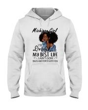 Michigan Girl Hooded Sweatshirt thumbnail