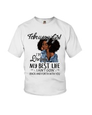 February Queen Youth T-Shirt thumbnail