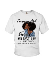 Tennessee Girl Youth T-Shirt thumbnail