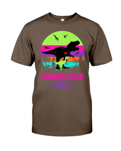 Mamasaurus rex Dinosaur Retro Vintage