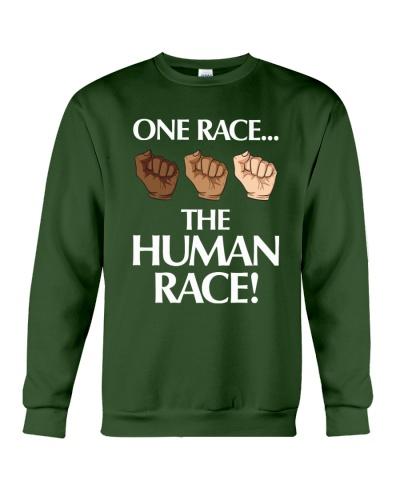 One Race the Human Race Equality T Shirt