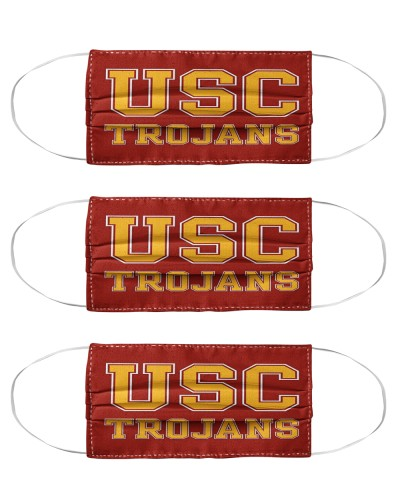 University of Southern California face mask