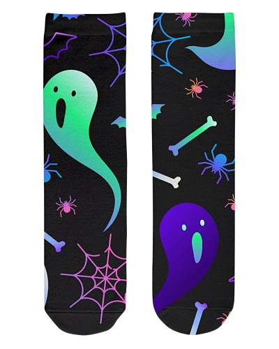 Halloween Comfortable Crew Socks 2019