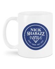 Nick Shabazz Mug back