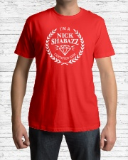 I'm a Nick Shabazz Gem Classic T-Shirt lifestyle-mens-crewneck-front-1