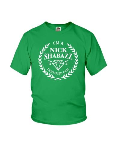 I'm a Nick Shabazz Gem