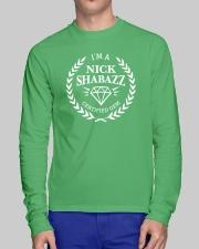 I'm a Nick Shabazz Gem Long Sleeve Tee lifestyle-unisex-longsleeve-front-1