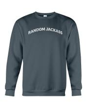 Random Jackass Crewneck Sweatshirt front