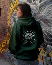 Random Jackass Hooded Sweatshirt lifestyle-unisex-hoodie-back-1