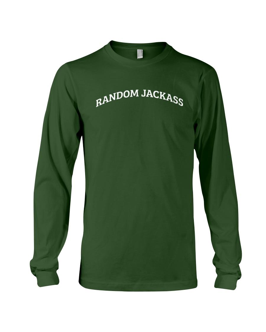 Random Jackass Long Sleeve Tee