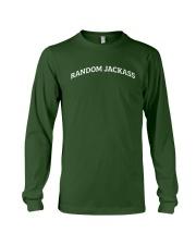 Random Jackass Long Sleeve Tee thumbnail
