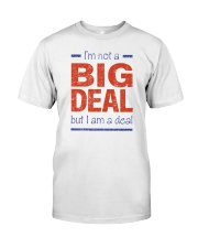 Big Deal Premium Fit Mens Tee thumbnail
