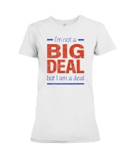 Big Deal Premium Fit Ladies Tee tile
