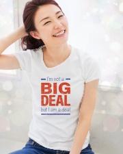 Big Deal Premium Fit Ladies Tee lifestyle-holiday-womenscrewneck-front-1