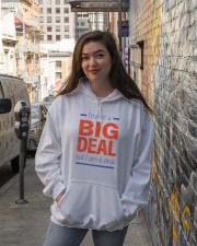 Big Deal Hooded Sweatshirt lifestyle-unisex-hoodie-front-1