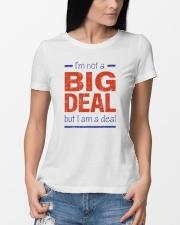 Big Deal Ladies T-Shirt lifestyle-women-crewneck-front-10