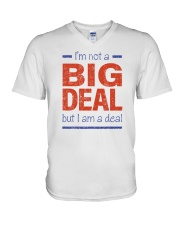 Big Deal V-Neck T-Shirt tile