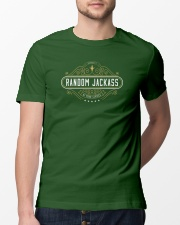 High Quality Jackass Classic T-Shirt lifestyle-mens-crewneck-front-13