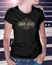 High Quality Jackass Premium Fit Ladies Tee lifestyle-women-crewneck-front-7