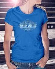 High Quality Jackass Premium Fit Ladies Tee lifestyle-women-crewneck-front-7