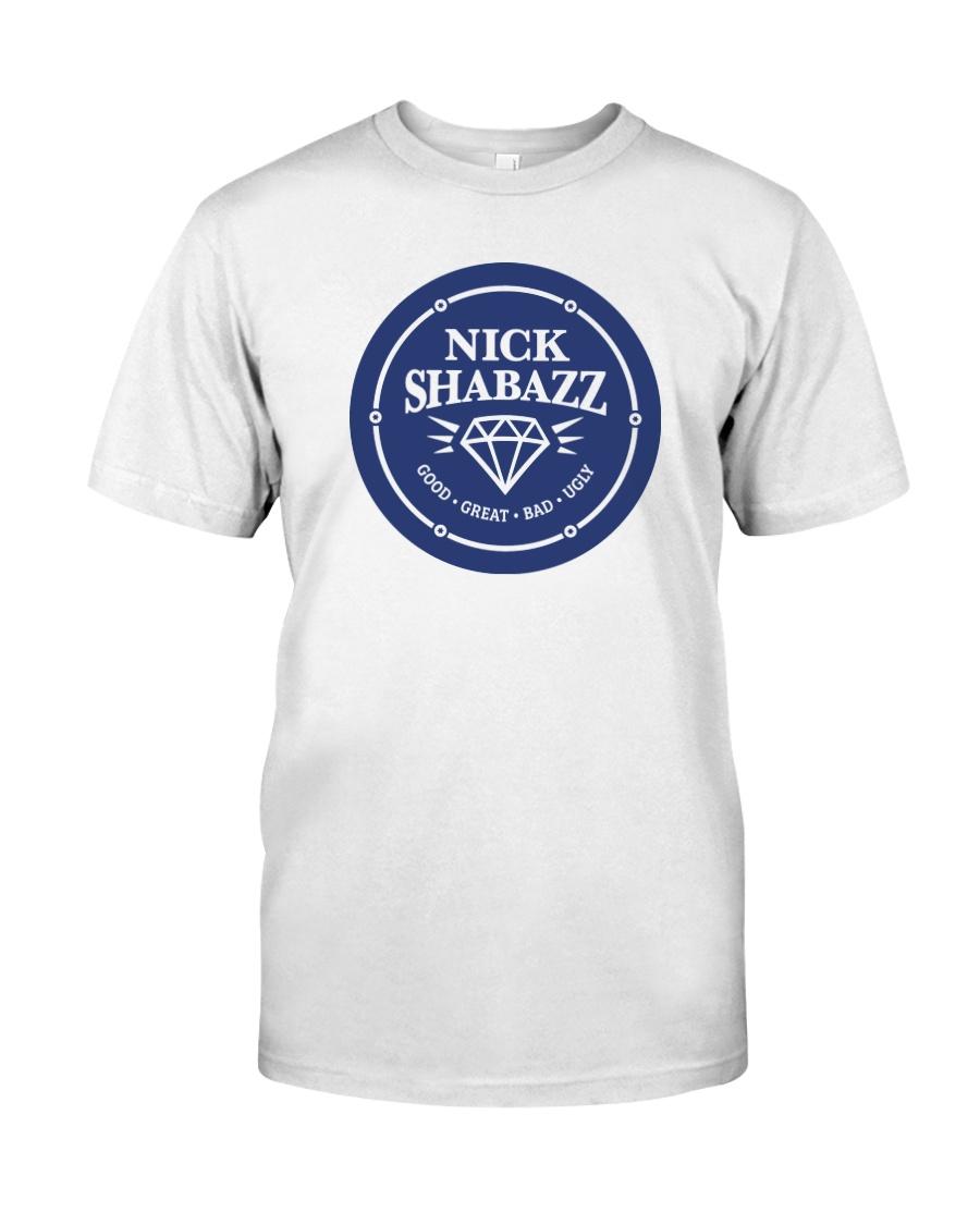 Nick Shabazz Light Apparel Classic T-Shirt