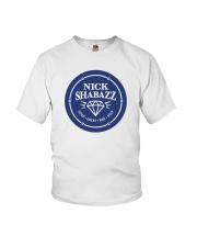 Nick Shabazz Light Apparel Youth T-Shirt thumbnail