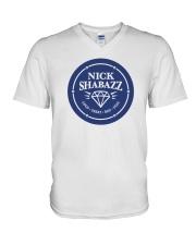 Nick Shabazz Light Apparel V-Neck T-Shirt thumbnail