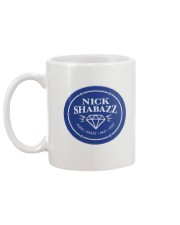 Nick Shabazz Mug back