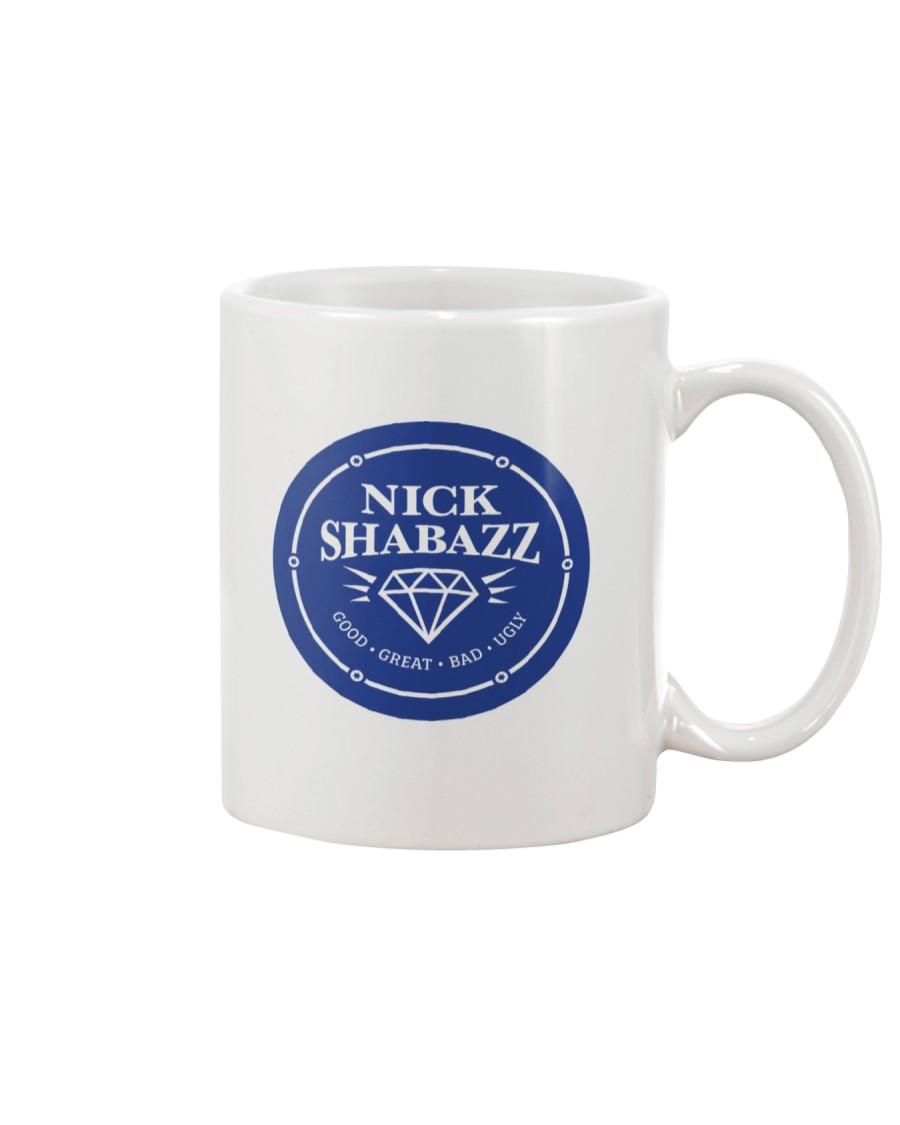 Nick Shabazz Mug