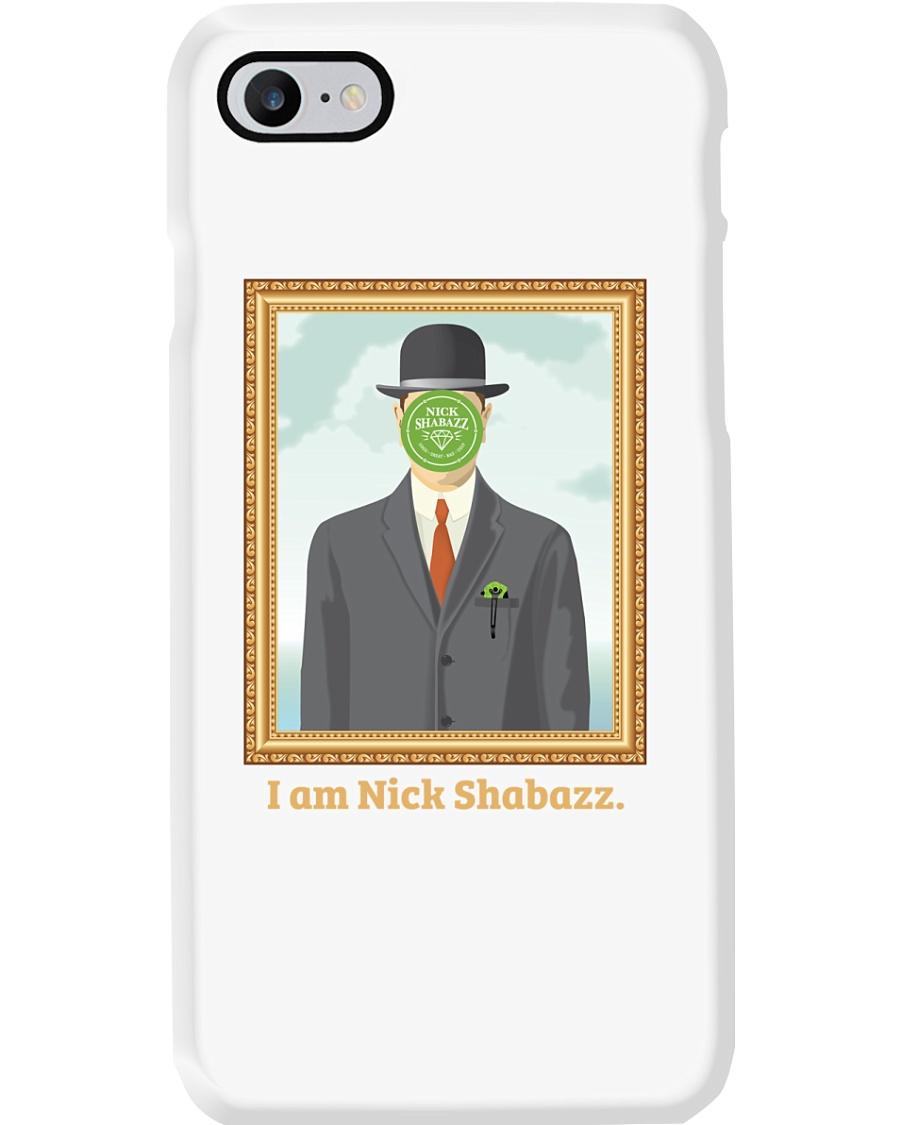 I am Nick Shabazz Phone Case