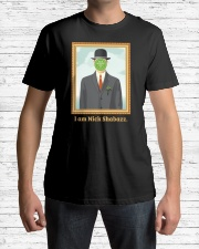 I am Nick Shabazz Premium Fit Mens Tee lifestyle-mens-crewneck-front-1