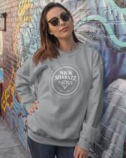 Nick Shabazz Apparel Crewneck Sweatshirt lifestyle-unisex-sweatshirt-front-3