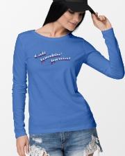 Califreakinfornia Long Sleeve Tee lifestyle-unisex-longsleeve-front-4