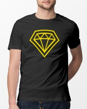 I am The Gem Hunter Premium Fit Mens Tee lifestyle-mens-crewneck-front-13